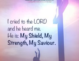 Here I am Lord – Holding Forth The Word Ministries